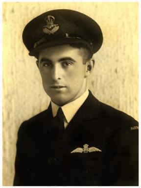 Flight Officer E. S Weir RAAF