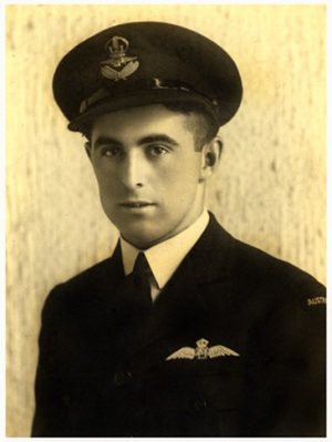 Flight Officer E. S Weir RAAF