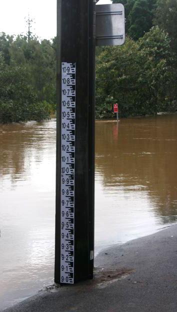 Flood Guage