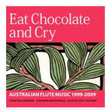 EatChoclate andCry CDCover