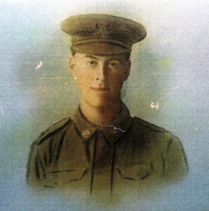 Emanuel Frederick Weir - was killed on the Western Front WWI