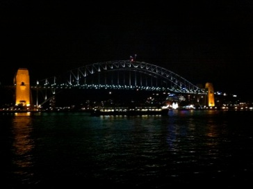 Sydney Harbour Bridge 1