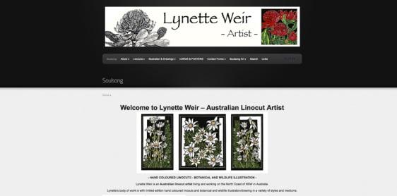LynetteWeir - Australian Linocut Artist