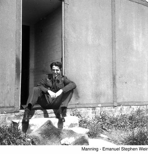 Emanuel Weir - RAF WW2
