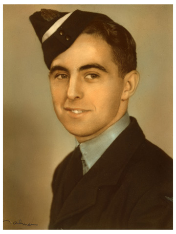 Private Emanuel Weir RAAF WW2