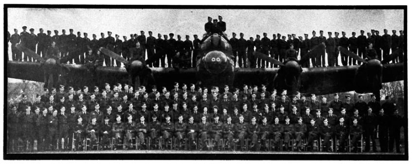 Don Vidler - LAncaster Bomber Pilot WW2