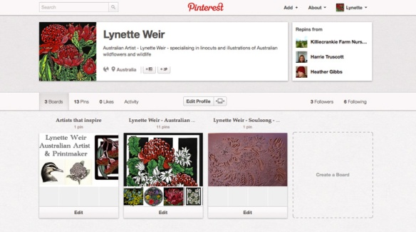 PINTEREST LynWeir