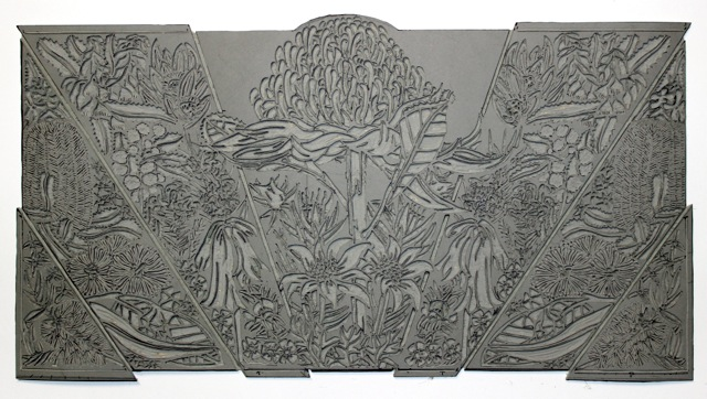 Blue Mtns Wildflowers 10 CARVING FINAL