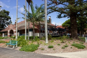 Northern Rivers Community Gallery & The Gallery Cafe, Ballina