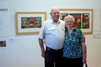'Wildflowers' Exhibition - Lynette Weir - The Foyer - Northern Rivers Community Gallery, Ballina
