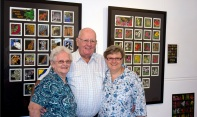 'Wildflowers' Exhibition - Lynette Weir - Mum & Dad - Northern Rivers Community Gallery, Ballina