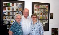 'Wildflowers' Exhibition - Lynette Weir - Mum & Dad - Northern Rivers Community Gallery, Ballina