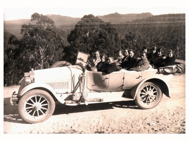 The 'Long's' Honeymoon 1925