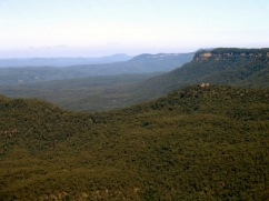 Blue Mountains Views 1986