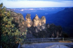 Blue Mountains Views c1960's