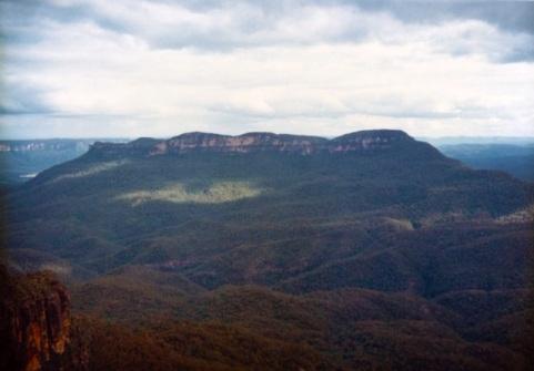 Blue Mountains Views 1987
