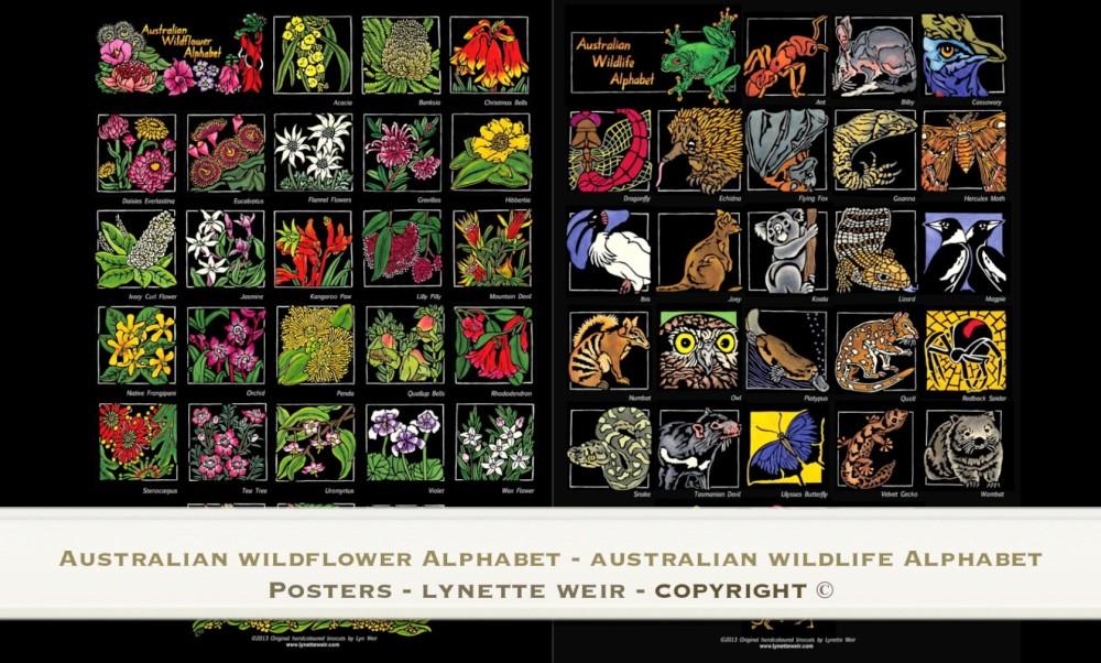 Australian Alphabet
