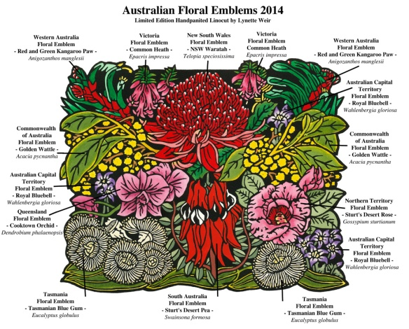 AUSTRALIAN FLORAL EMBLEMS 2014 Small Print File
