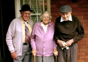 George Perkins, Aunty Biddo & Uncle Fred