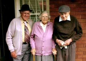 George Perkins, Aunty Biddo & Uncle Fred