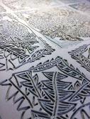 *WILDFLORAL Banksia Carving 1