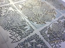 *WILDFLORAL Banksia Carving 2