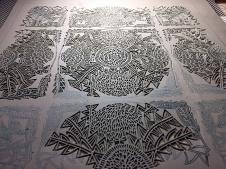 *WILDFLORAL Banksia Carving 3