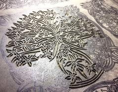 *WILDFLORAL Waxflower Carving 1
