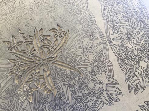 *WILDFLORAL Waxflower Carving 2