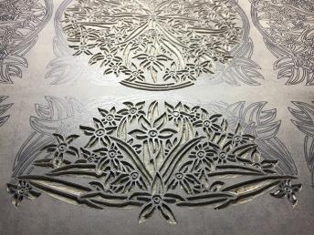 *WILDFLORAL Waxflower Carving 5
