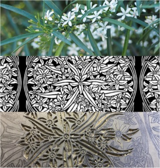 *WILDFLORAL WAXFLOWER INSPIRATION TO CARVING
